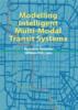 Thumbnail Modelling Intelligent Multi-Modal Transit Systems