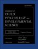 Thumbnail Handbook of Child Psychology and Developmental Science Vol 2