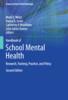 Thumbnail Handbook of School Mental Health