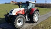 Thumbnail Steyr CVT 6170 6185 6205 6215 6230 service manual