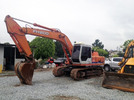 Thumbnail Fiat Fiatallis FH200 crawler excavator  srvice manual.