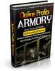 Thumbnail Online Profits Armory plr