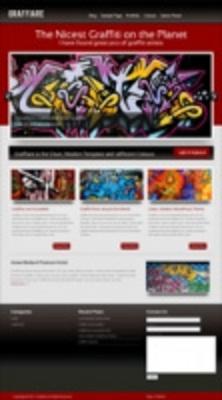 Pay for Graffiare Wordpress Theme plr