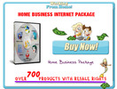 Thumbnail Home Business Internet Package