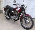 Thumbnail Triumph Motorcycle 1969-1973 750cc Repair and Service Manual