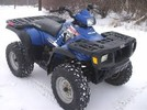 Thumbnail Polaris ATV 2012-13 Sportsman 400 500 Touring Repair Manual