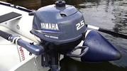 Thumbnail Yamaha Outboard 2003-2006 2.5hp F2.5A 4-stroke Repair Manual