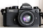 Thumbnail Nikon FM2 FM2n FM2/T Camera Repair Service Manual