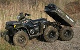Thumbnail Polaris ATV 2009-2010 Sportsman 800 EFI 6x6 Repair Manual