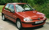Thumbnail Peugeot 106 1991-2001 Petrol & Diesel Repair Service Manual