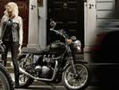 Thumbnail Triumph Bonneville Service Manual Motorcycle 2001-2012