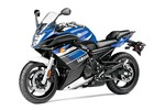 Thumbnail Yamaha Fazer FZ6R 2007-2013 Motorcycle Service Manual