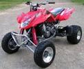 Thumbnail Arctic Cat 2004 ATV DVX 400 Repair Service Manual