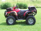 Thumbnail Arctic Cat 2003 ATV All models Repair Service Manual