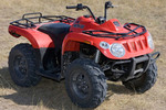 Thumbnail Arctic Cat 2009 ATV 366 Repair Service Manual