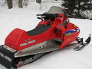 Thumbnail Polaris Snowmobile 2000 Fan Cooled Repair & Service Manual