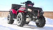 Thumbnail Polaris ATV 2010 Sportsman XP 850 / EPS /Tour Service Manual