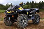 Thumbnail Can-Am 2013 2014 Outlander Renegade X mr ATV Service Manual