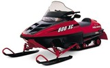 Thumbnail Polaris Snowmobile 2000 600 twin 700 800 Service Manual