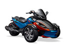 Thumbnail Can-Am 2015 Spyder RS ST RSS STS Motorcycle Service Manual