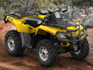 Thumbnail Can-Am 2012 Outlander Renegade 400 500 650 ATV Srvice Manual