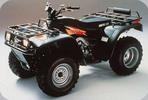 Thumbnail Arctic Cat 1998 454 & 500 models ATV Repair Service Manual