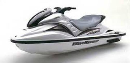 Yamaha Waverunner 2001