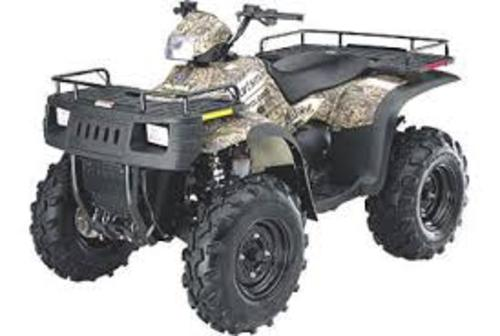 polaris atv 2004 2006 sportsman 700 mv repair service. Black Bedroom Furniture Sets. Home Design Ideas