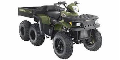 Pay for Polaris ATV 2007 Sportsman 500 6x6 Repair Manual