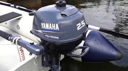 Yamaha Outboard 2003 2006 F2 5a 4 Stroke Repair