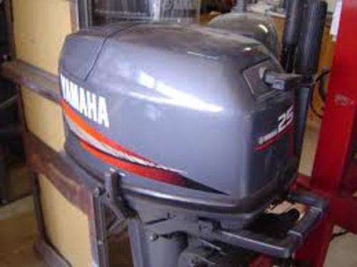 Yamaha outboard 1983 2006 25hp 30hp 2 stroke repair manual for Yamaha 30hp 2 stroke