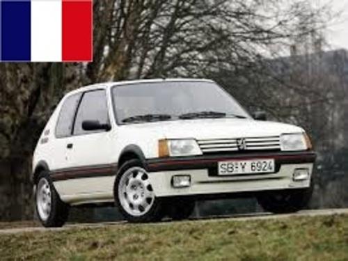 Pay for Peugeot 205 1983-1998 Diesel Reparation Manuelle Francais