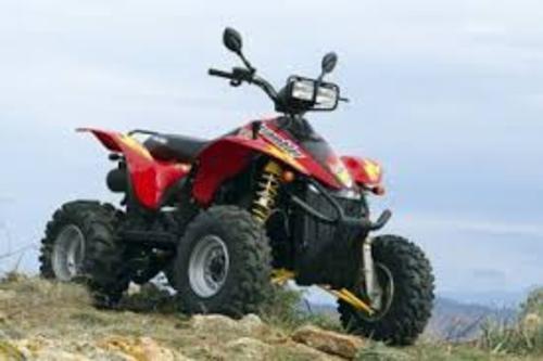 Polaris ATV 2009-2010 Scrambler 500 2x4 4x4 Repair Manual ...