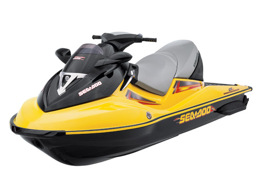 Seadoo gtx Supercharged 2004 Manual