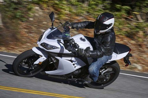 Kawasaki 2013-2015 Ninja 300 Repair Service Manual on