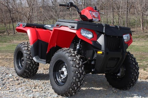 polaris sportsman 500 ho manual pdf