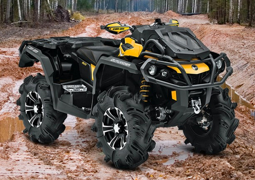 Pay for Can-Am 2015 Outlander Renegade & X mr ATV Service Manual