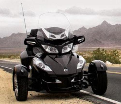 Pay for Can-Am 2010 2011 Spyder RT RT-S Ltd Roadster Service Manual