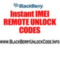 Thumbnail UK T-Mobile Blackberry 8100 SIM Unlocking Code