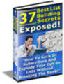 Thumbnail 37 List Building Secrets