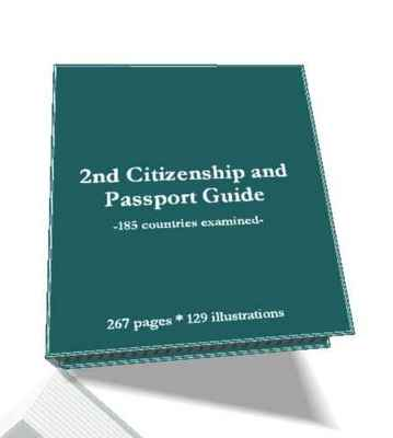 Pay for 2nd passport and citizenship guide