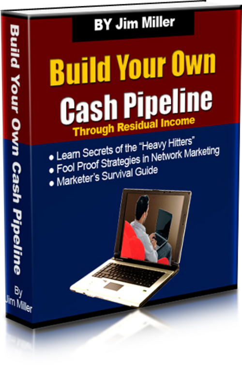 Pay for Build Your Own Cash Pipeline (Resell)