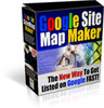Thumbnail Google Site Map Maker Search Engine Software MRR