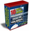 Thumbnail Instant Programming Tricks for Your Website Video Series