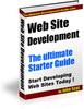 Thumbnail Web Site Development The Ultimate Starter Guide