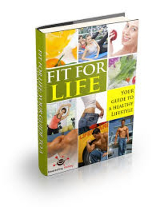Pay for Fit For Life Fitness MRR Package