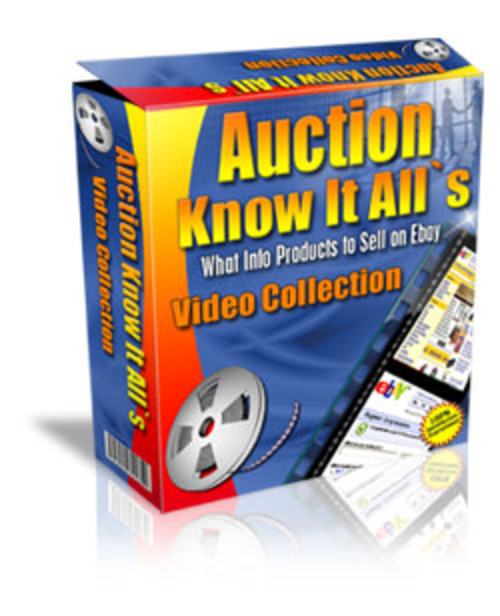 Pay for So What Ebooks Should I sell off eBay?