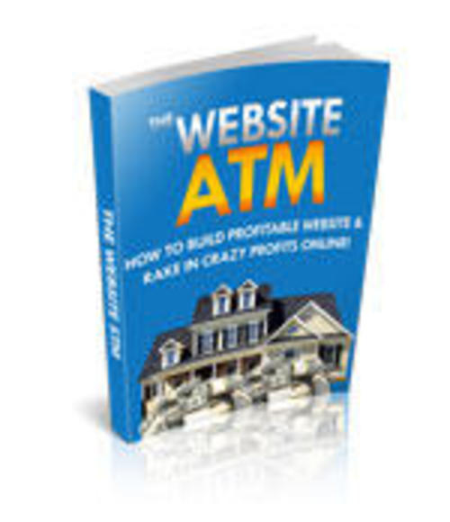 Pay for Website ATM