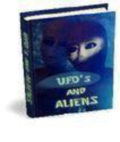 Pay for UFO Aliens