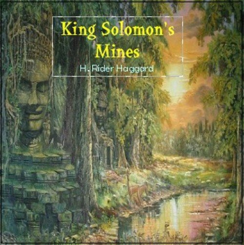 Pay for King Solomons Mines by H. Rider Haggard